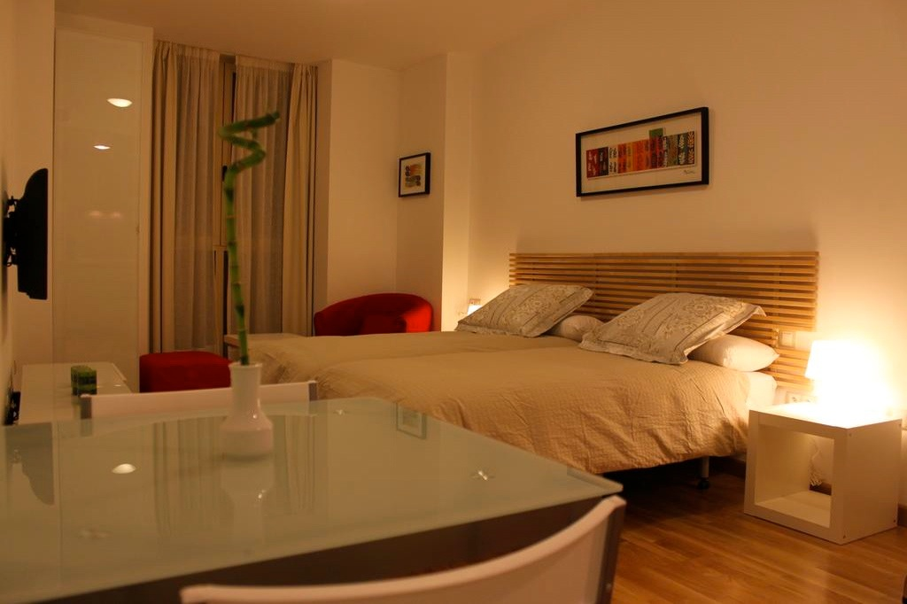 Malaga-stedenreis-appartement-studio-centrum