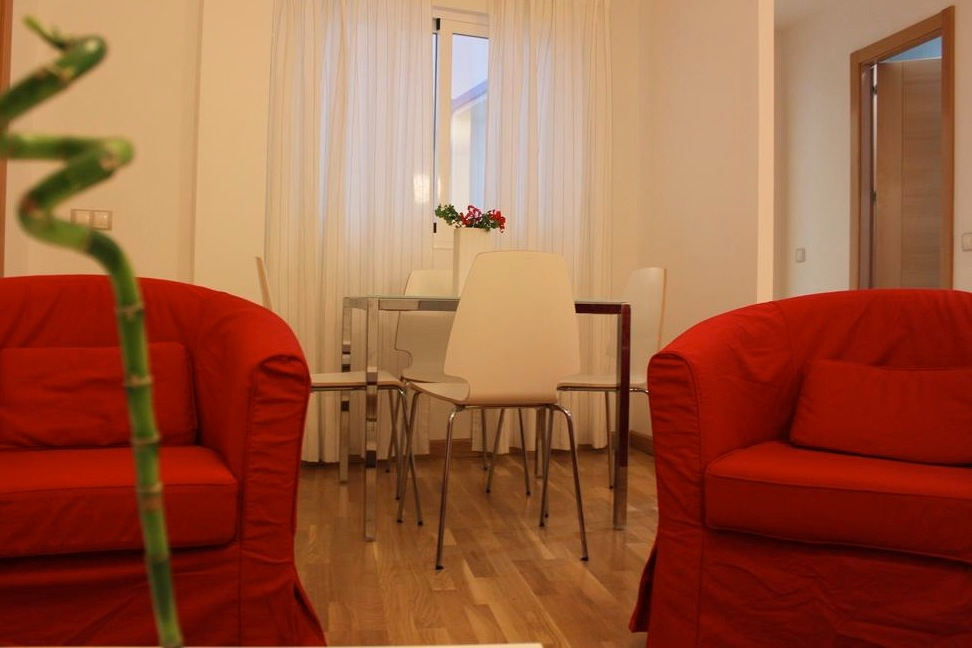 Appartement-Malaga-salon-flydrive-stedenreis