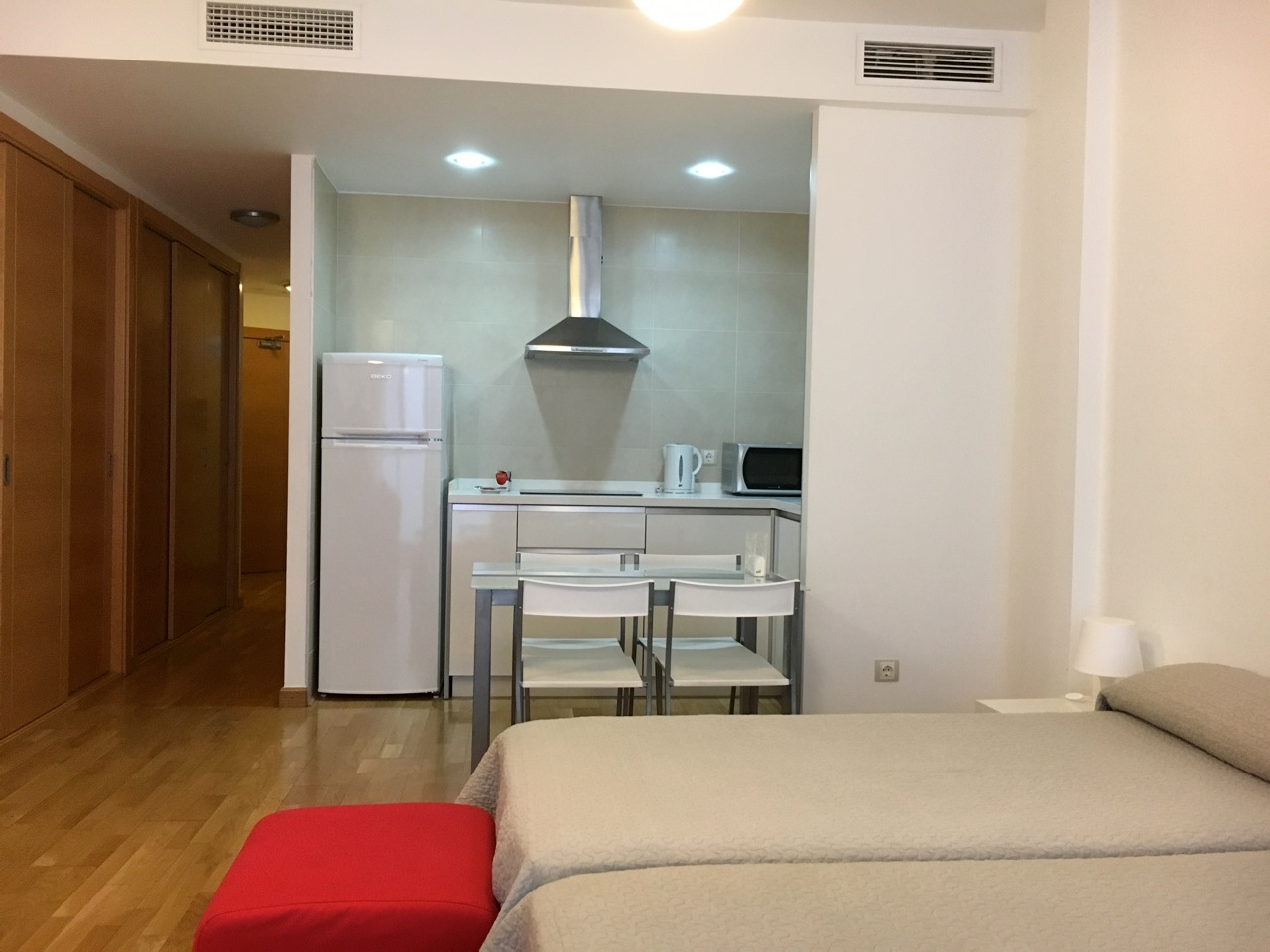 ons appartement in Malaga