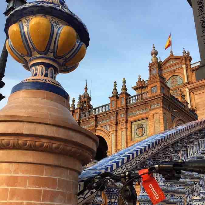 Ardanza Fietstour in Sevilla!