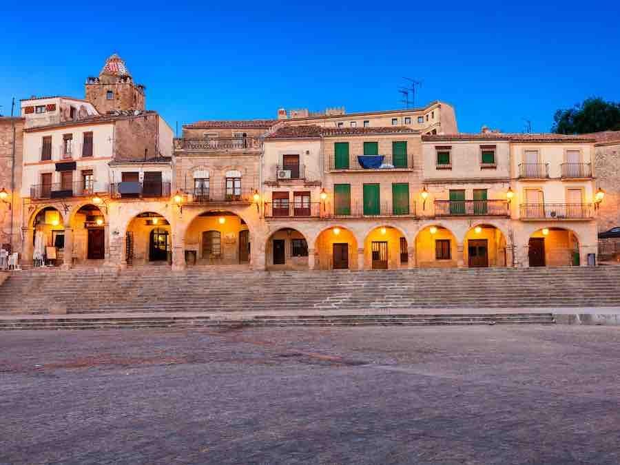 Trujillo - Plaza Mayor