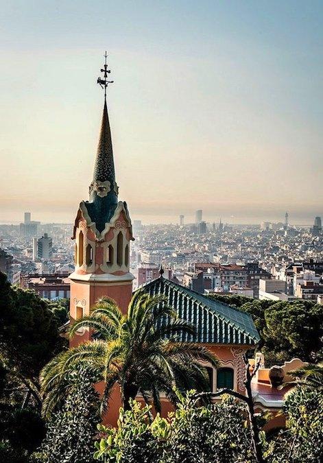 Parc Guëll Barcelona