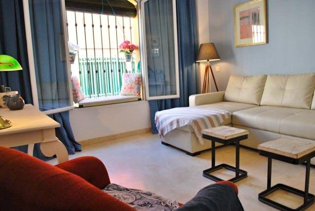 Appartement met gedeeld zwembad