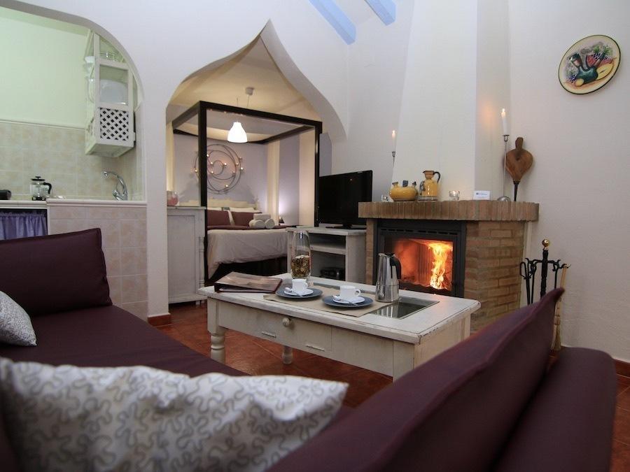 Een sfeervol appartement op een kleinschalig complex op een half uurtje van Ronda