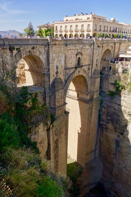 Ronda beroemde brug
