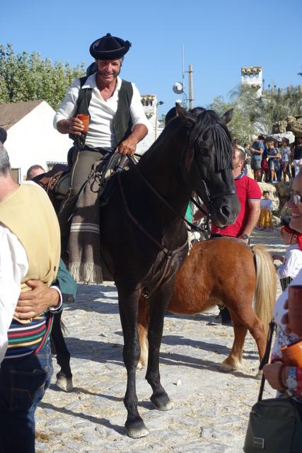 Grazalema volksfeest