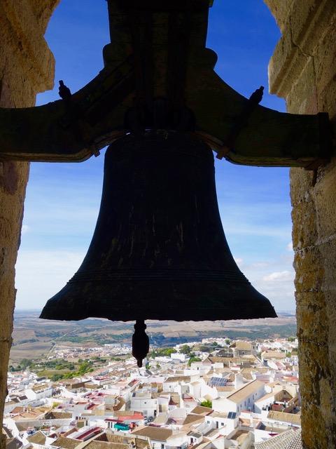 Medina Sidonia vanuit de toren van de Kathedraal