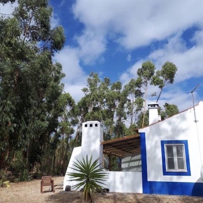 Huisje op landgoed Alentejo