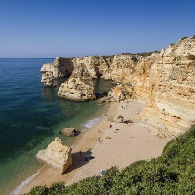 Praia bij Quinta Silves