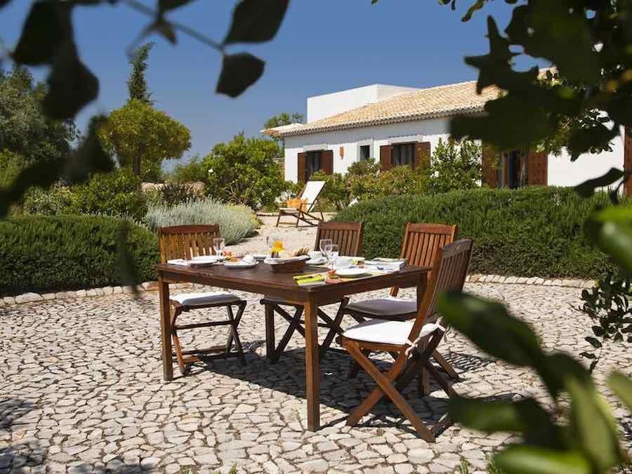 Tuin bij Quinta bij Tavira