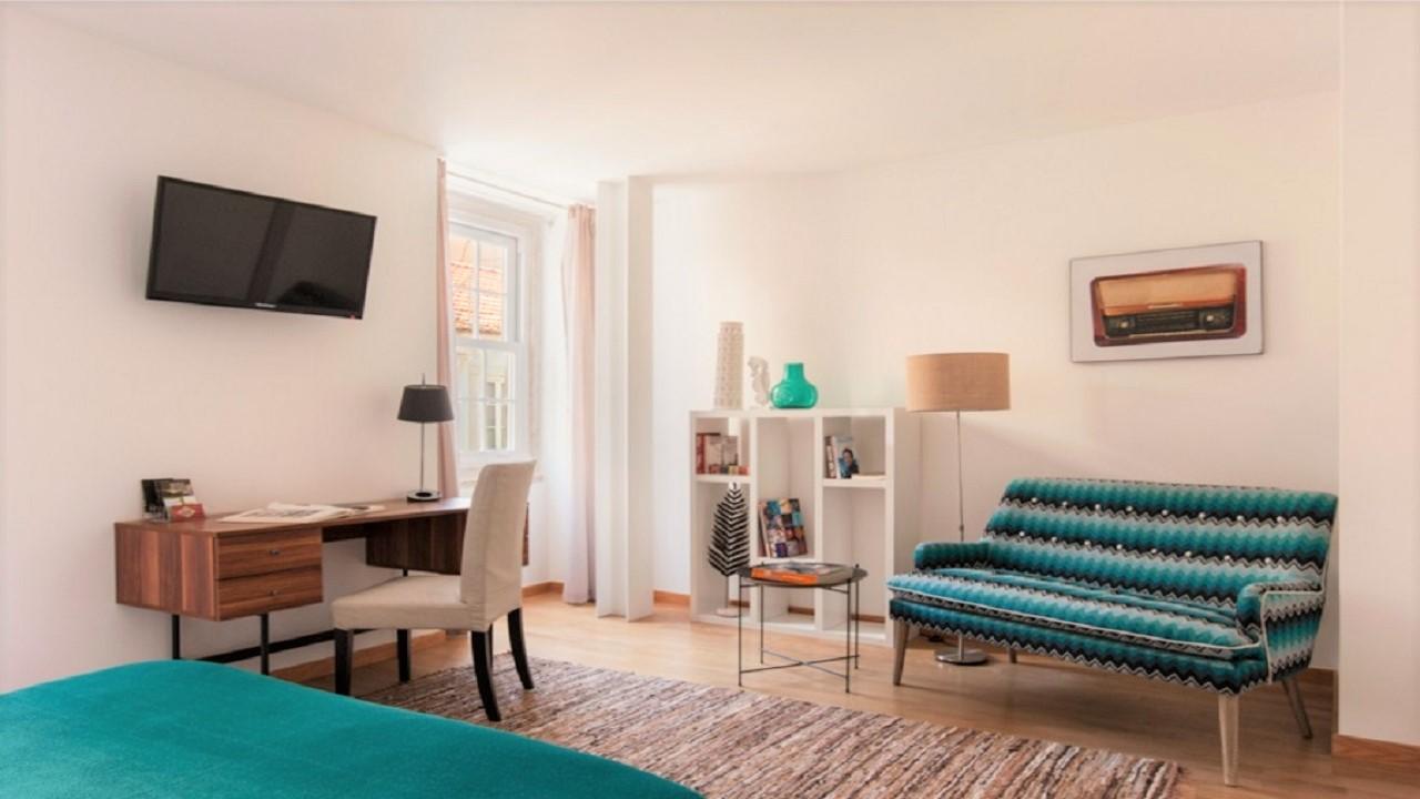 Een van de 4 Standard Suites