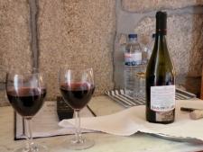 Uitstekende wijnen van de regio