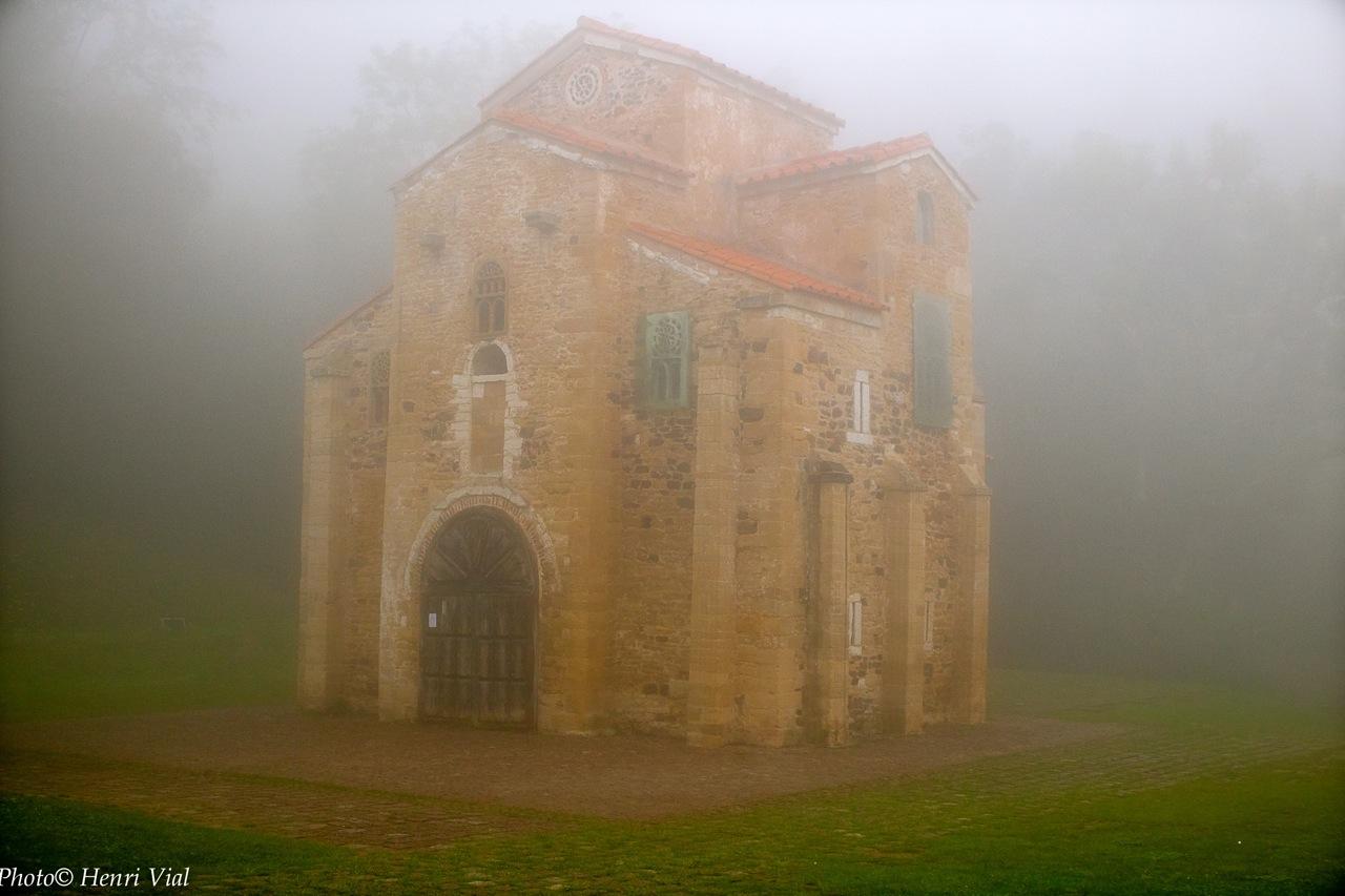 Het Romaanse erfgoed in de omgeving van Oviedo