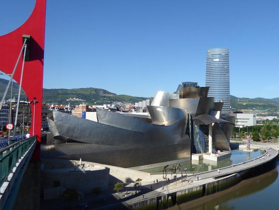 Bruisend Bilbao juni 2019