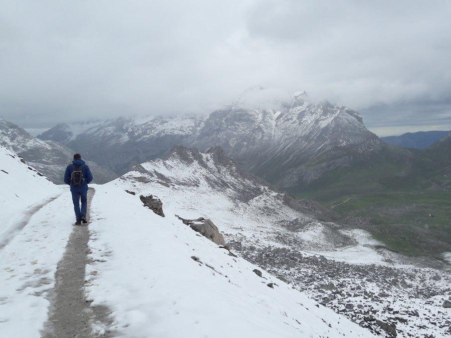 Op de toppen van de Picos juni 2019