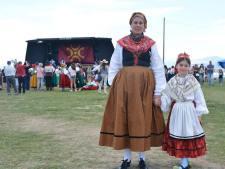 folklore markt Santander juni 2019