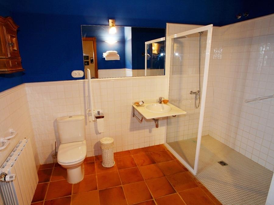 Badkamer kamer C