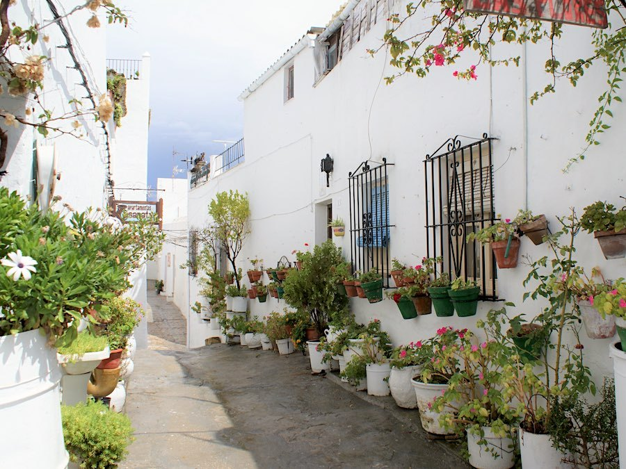 2011 Andalusië