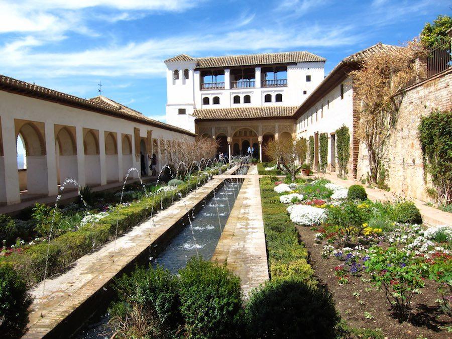 2012 Generalife Granada