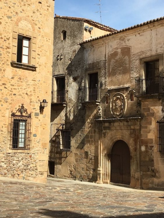 Cáceres in Extremadura