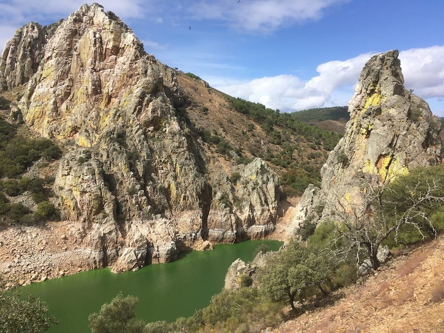Mooie natuurparken Monfrague