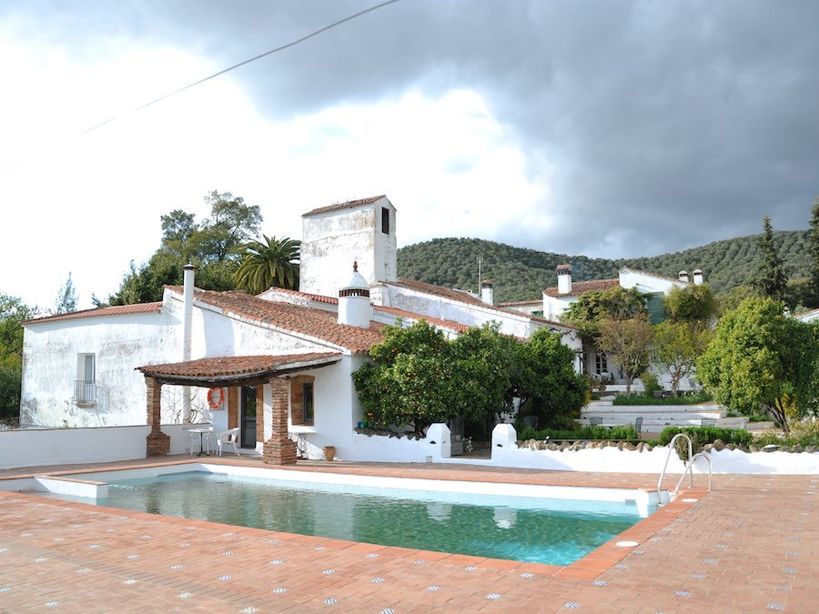 Verblijf Sierra Norte, Andalusië