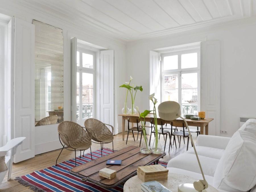 Apartementen 2-7 personen in Lissabon