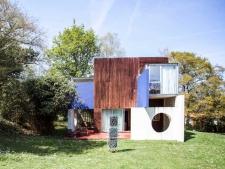 Het kubus appartement