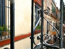 Uitzicht appartement Pimienta 2
