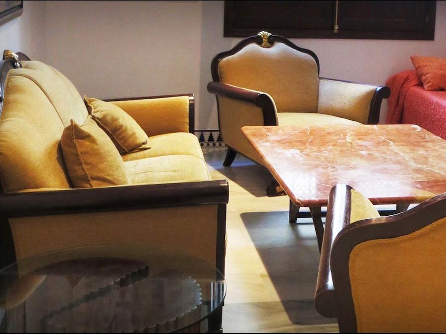 Driepersoona appartement de luxe