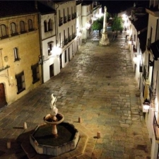 Plaza del Potro, uitzucht vanaf de derde etage