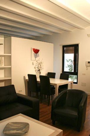 Een van de appartementen