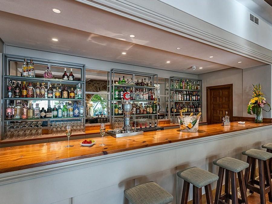 Bar van de cafeteria