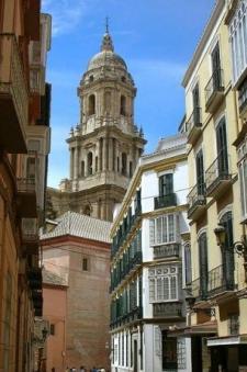 Oude wijk en Kathedraal