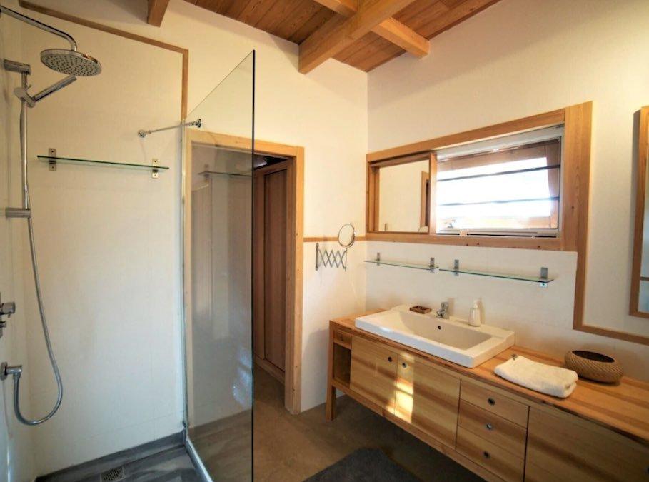 Badkamer 1 - huis 6personen