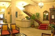 Hal van het hotel