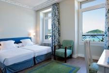 Hotel aan de Concha Baai