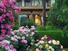 Charmante Posada met 7 kamers en een tuinhuisje