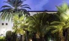 In de historische Parador, gelegen aan een rustig pleintje in het hart van Mérida
