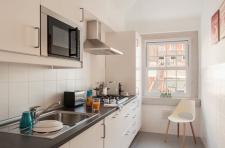Zeven appartementen met kookgelegenheid in hartje Lissabon
