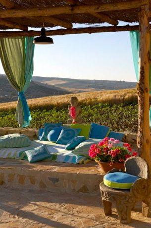 Relaxen op een Finca bij Ronda , Andalusië