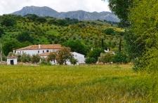 Finca in natuurpark Grazalema, Andalusië