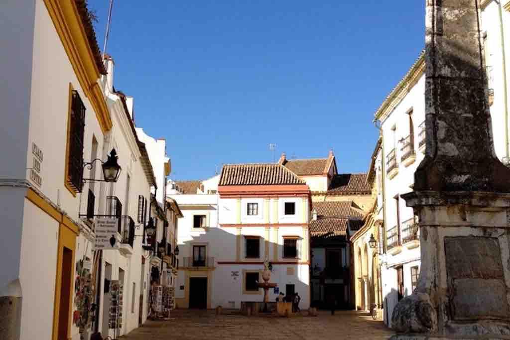 Appartementen aan de Plaza del Potro