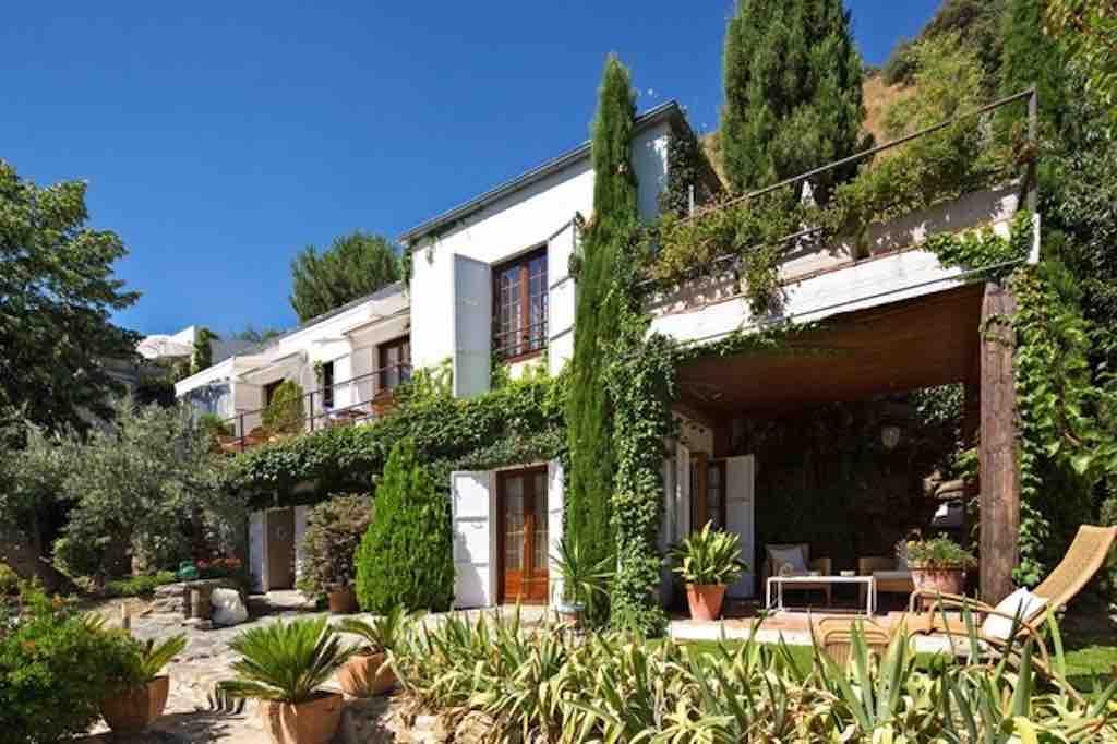 Bijzonder boutique hotel net buiten Granada, Monachil