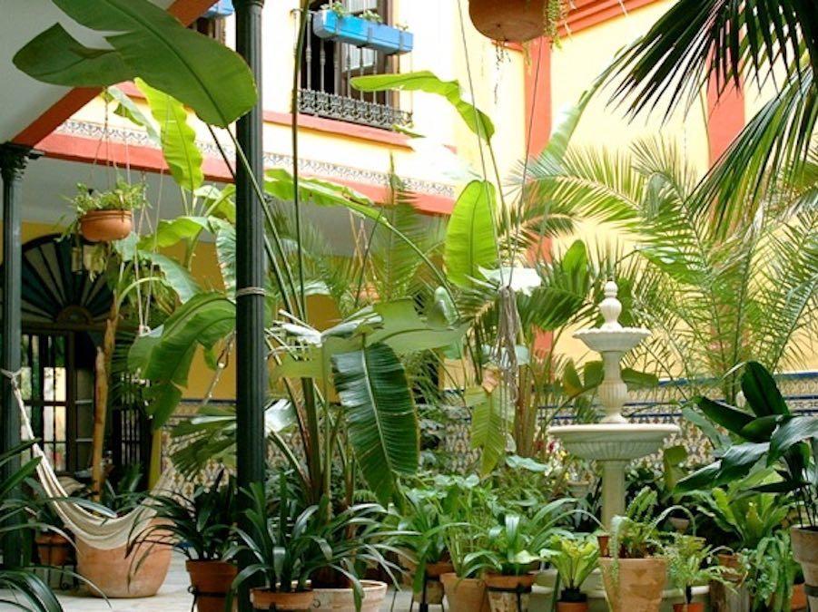 Kleinschalig en kleurrijk hotel in hartje Cordoba
