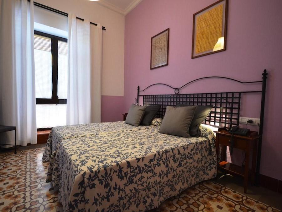 Kleinschalig en kleurrijk hotel in hartje Córdoba