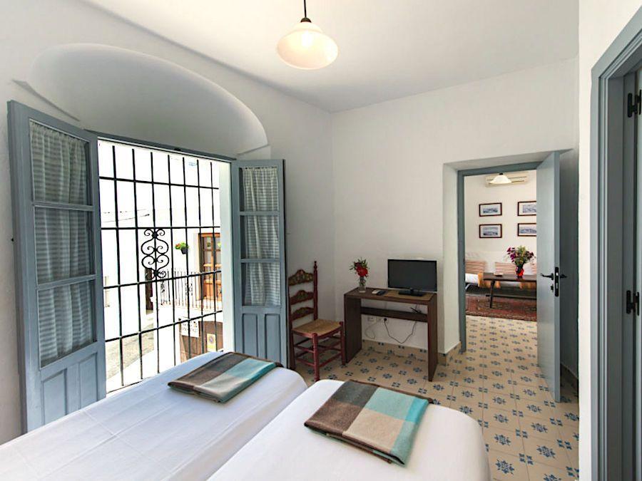 Eenvoudig, charmant hotel in Vejer de la Frontera
