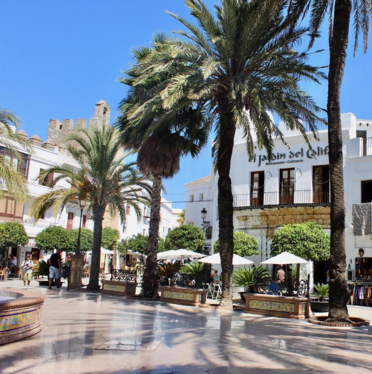 Plaza España Vejer
