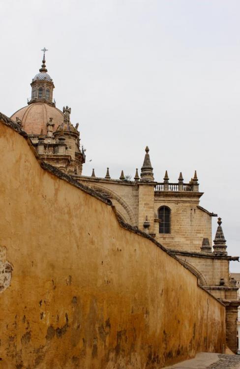 Kathedraal Jerez de la Frontera