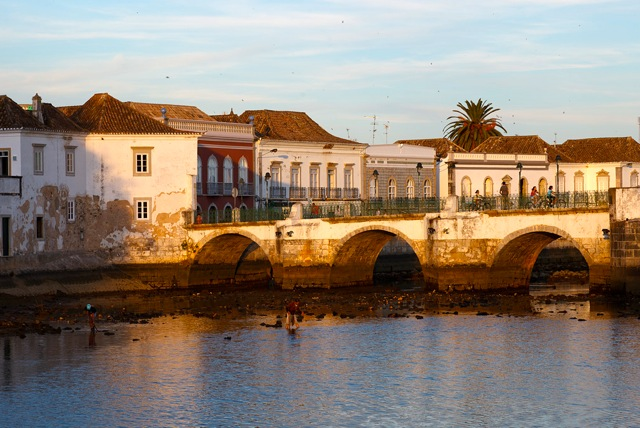 Tavira brug